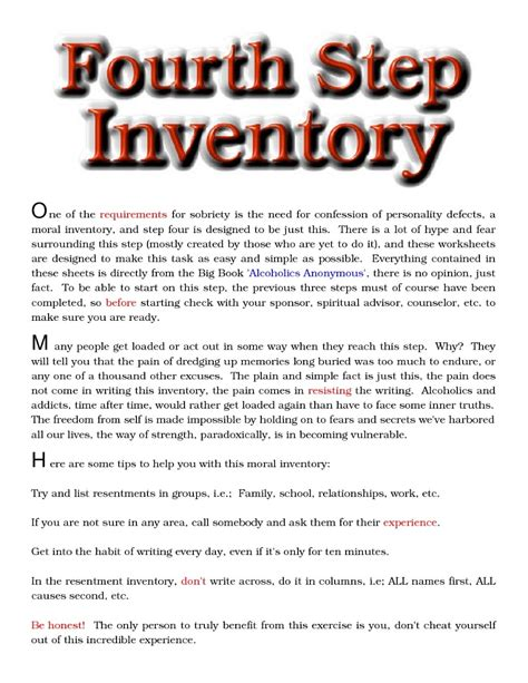 Celebrate Recovery Inventory Worksheet Worksheets Whenjewswerefunny Free Printable Worksheets Fourth Step Inventory Template