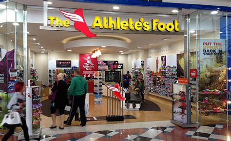 athletes foot shoe store the athletes foot store cbelltown nsw shoe shops in