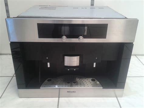 miele koffiemachine 5060 miele einbau kaffeemaschine miele einbau