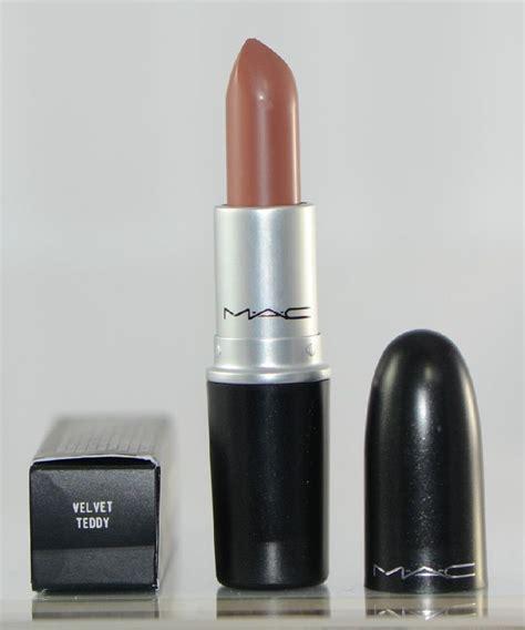 Lipstik Mac Matte Velvet Teddy mac lipstick matte velvet teddy the of