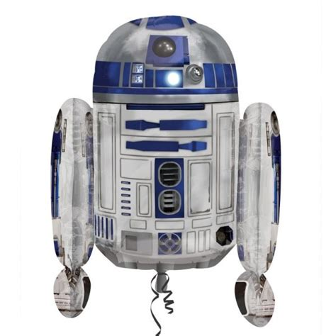 wars balloon delivery large foil wars balloons r2d2 free delivery