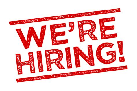 we re hiring sign and display fitter minprint