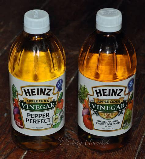 Uncorked Detox by Apple Cider Vinegar Has Many Uses Heinzvinegar