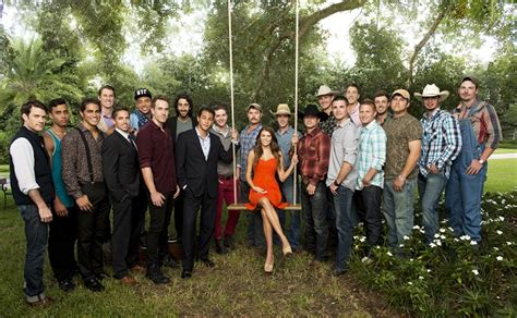Sweet Home Alabama Cast by Exclusive Meet The 22 Bachelors On Cmt S Sweet Home
