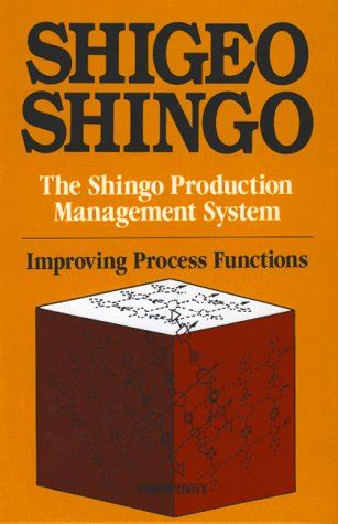 the sayings of shigeo shingo key strategies for plant improvement japanese management books biography of author shigeo shingo booking appearances