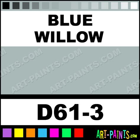 blue willow interior exterior enamel paints d61 3 blue willow paint blue willow color