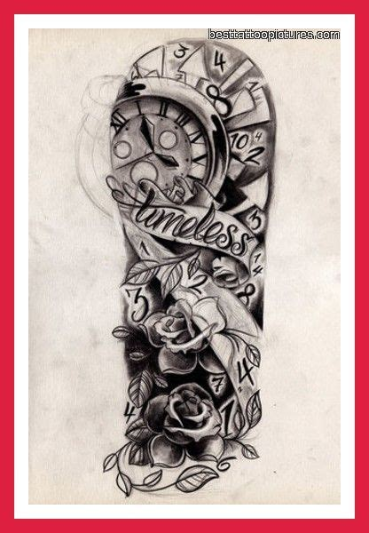 half sleeve tattoos for men black and grey half sleeve