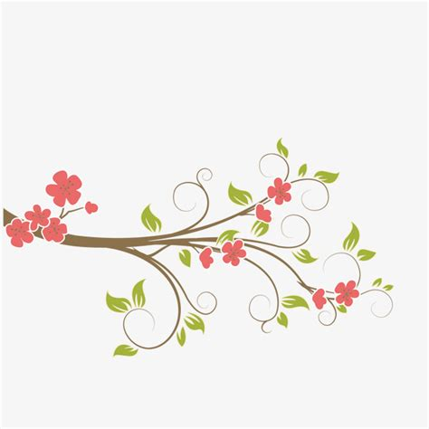 Vine And Branches Clipart