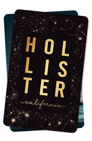 Check Hollister Gift Card Balance - e gift cards hollisterco com