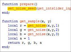 filter forge 3 0 beta script api for noise and blending filter forge features