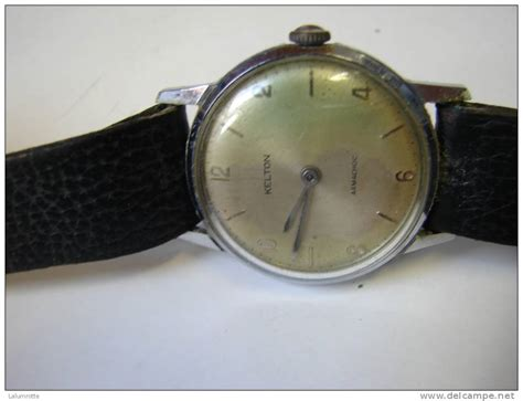 montres kelton anciennes