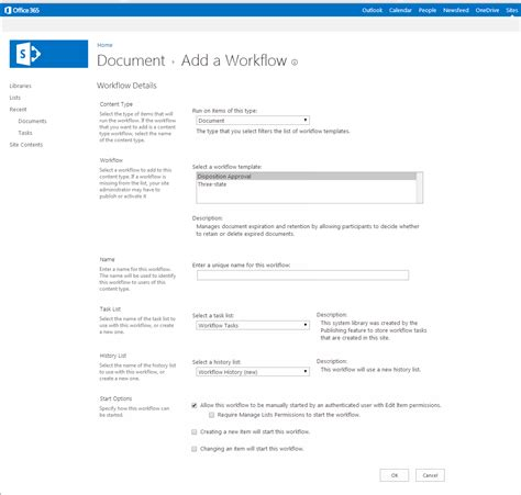 Office 365 Workflow Office 365 Sharepoint Missing Some Workflows Sharepoint