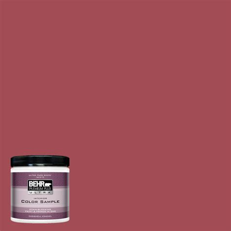 behr paint colors cranberry behr premium plus ultra 8 oz hdc fl15 02 cranberry jam