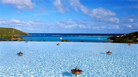 Modern Country Style canouan resort grenadines st vincent and the grenadines
