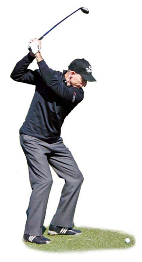 swing by swing looper jim furyk golf tips magazine