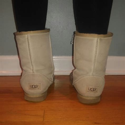 colored uggs 75 ugg shoes sand colored uggs from s closet