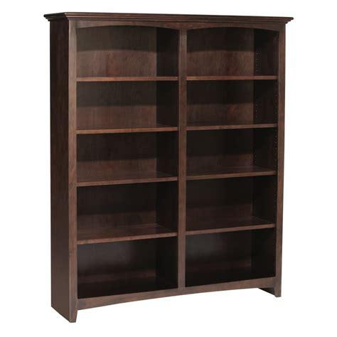 Whittier Wood McKenzie Bookcase Collection ? 48? Wide