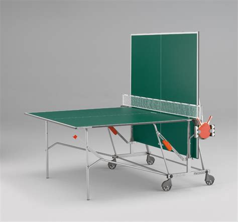 kettler match 3 outdoor ping pong table blue