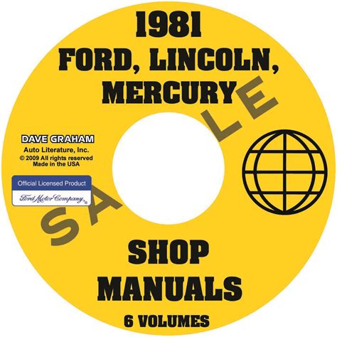 download ford lincoln all models service repair manuals 2000 2004 pdf youtube 1981 ford lincoln mercury car repair manuals all models