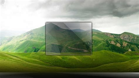 themes for windows 7 landscapes company landscape logon with aero glass by wallybescotty