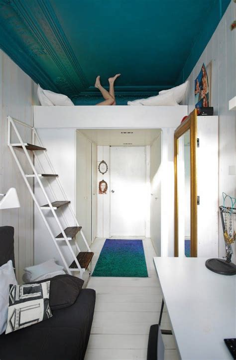 16 Loft Beds To Make Your Small Space Feel Bigger Brit Co | 16 loft beds to make your small space feel bigger brit co