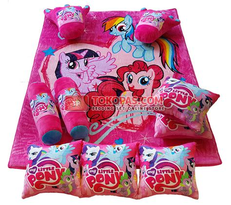 Karpet Karakter Pony karpet set archives karpet selimut murah