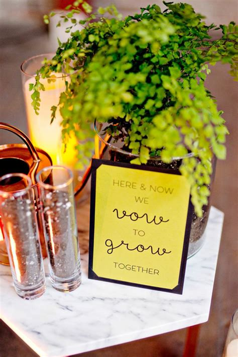 Wedding Ceremony Tree by Check Out This Diy Tree Planting Unity Ceremony