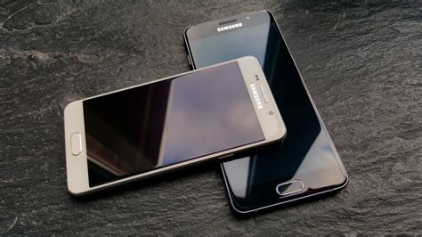 samsung galaxy a3 2015 and galaxy a5 2016 preview