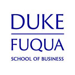 Duke Fuqua Mba Marketing for the media duke s fuqua school of business