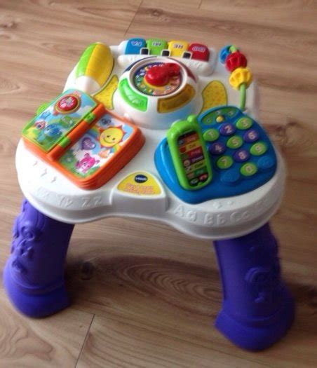 Vtech Activity Table by Vtech Play Learn Activity Table For Sale In Bettystown