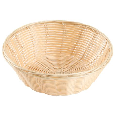 colored baskets choice 9 quot colored rattan basket