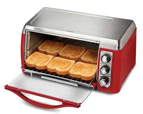 6 Slice Toaster Oven On Sale Hamilton 31335 Ensemble 6 Slice Toaster Oven Ebay