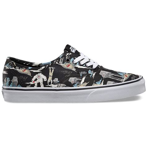 wars shoes vans wars authentic shoes side planet hoth