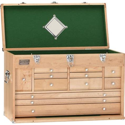 Maple Drawer Boxes by 26 Quot Maple 12 Drawer Chest Grizzly Industrial