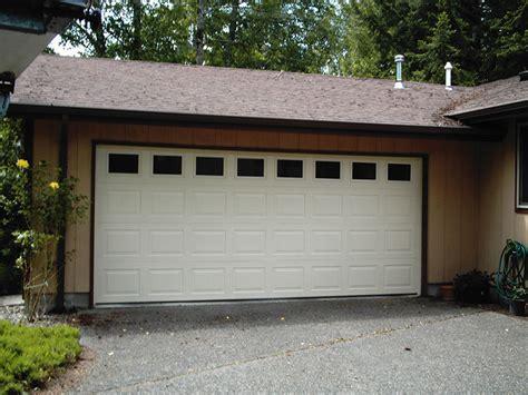 Olympia Overhead Doors Residential Garage Door Portfolio Olympia Overhead Doors