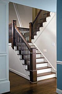 Stair Design Considerations   The House Designers