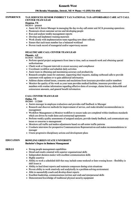 Team Lead Resume by Pretty Team Lead Resume Images Gallery Resume Exles
