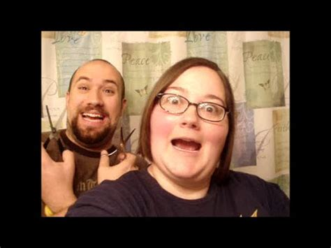 my husbend cuts my hair real short with clippers i let my husband cut my hair short tutorial style youtube