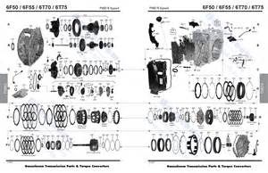 6t40 transmission exploded view autos post
