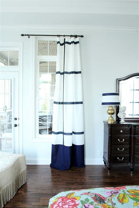 light blue and white striped curtains coffee tables navy and white striped curtains white with
