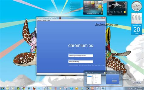 theme chrome os windows 7 download chrome os vmware image village square forums