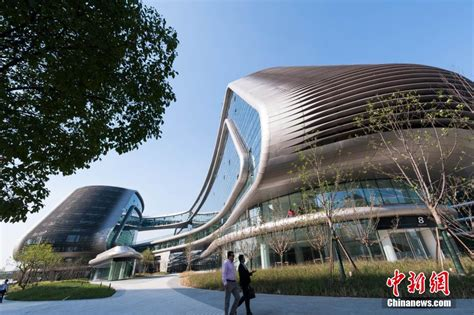 Architectural Designs by Sky Soho Becomes New Landmark In Shanghai 9 People S