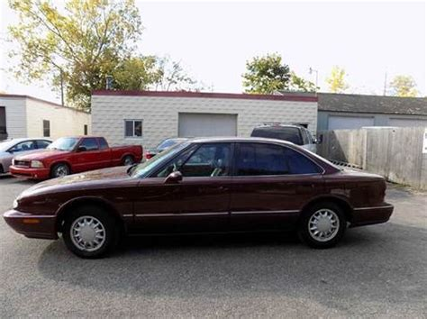 security system 1998 oldsmobile 88 seat position control 1998 oldsmobile eighty eight for sale carsforsale com