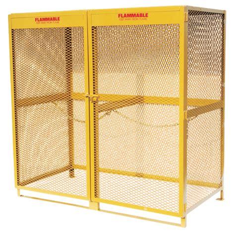 Cylinder Storage Cabinet by Welding Gas Cylinder Storage Cabinet