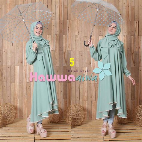 Mukena Malika Renda Zipper Varian 2 jual gamis butik shafira 5 original import fashion