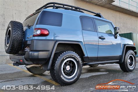 team toyota toyota fj cruiser team trail edition color 2014