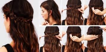 schöne frisuren lange haare offen oktoberfest frisuren mit flechte f 252 r offene haare freshouse