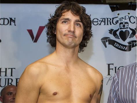 justin trudeau tattoo why justin trudeau is so willing to give us the shirt