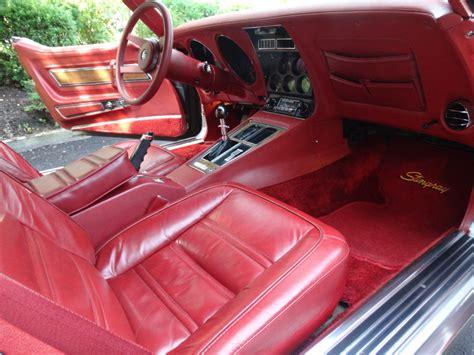 33k mile 1976 corvette stingray 4 speed bring a trailer