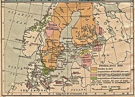 sweden maps perry casta 241 eda map collection ut library